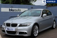USED 2010 10 BMW 3 SERIES 3.0 330D M SPORT 4d 242 BHP 2 owners, 4 BMW Services, immaculate, parking sensors.......