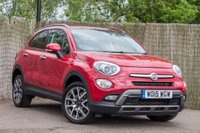 2015 FIAT 500X 2.0 MULTIJET CROSS PLUS 5d 140 BHP £12250.00