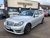 2014 MERCEDES-BENZ C CLASS 2.1 C250 CDI BLUEEFFICIENCY AMG SPORT PLUS 4d AUTO 202 BHP £15995.00