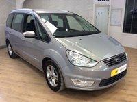 2011 FORD GALAXY 2.0 ZETEC TDCI 5d AUTO 138 BHP £8995.00