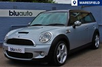 USED 2008 08 MINI CLUBMAN 1.6 COOPER S 5d 172 BHP Superb Condition, Full Service History, Part Leather, 172 BHP, Low Mileage, Alloy Wheels......