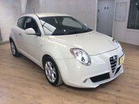 2009 ALFA ROMEO MITO 1.4 LUSSO 16V 3d 95 BHP £4795.00