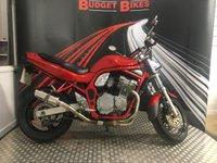 1998 SUZUKI Bandit 600 GSF 600 W £1799.00