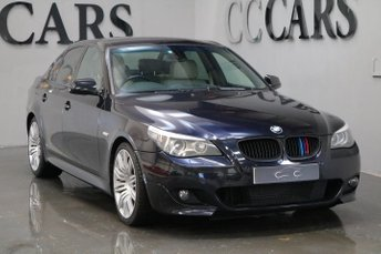 2009 BMW 5 SERIES 2.0 520D M SPORT BUSINESS EDITION 4d 175 BHP £7795.00
