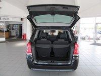 USED 2010 10 VAUXHALL ZAFIRA 1.7 ELITE CDTI ECOFLEX 5d 108 BHP