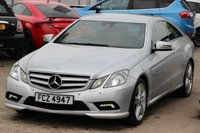 USED 2011 11 MERCEDES-BENZ E CLASS 3.0 E350 CDI BLUEEFFICIENCY SPORT 2d AUTO 231 BHP
