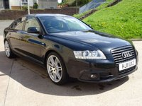 2011 AUDI A6 2.0 TDI S LINE SPECIAL EDITION 4d 168 BHP £6500.00