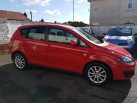 2010 SEAT ALTEA 1.6 SE ECOMOTIVE CR TDI 5d 103 BHP £3990.00