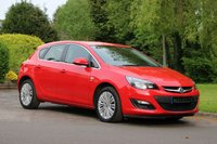 USED 2014 14 VAUXHALL ASTRA 1.4 EXCITE 5d 98 BHP