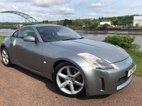 USED 2004 A NISSAN 350 Z 3.5 V6 3d 277 BHP **PRIVATE PLATE INCLUDED**