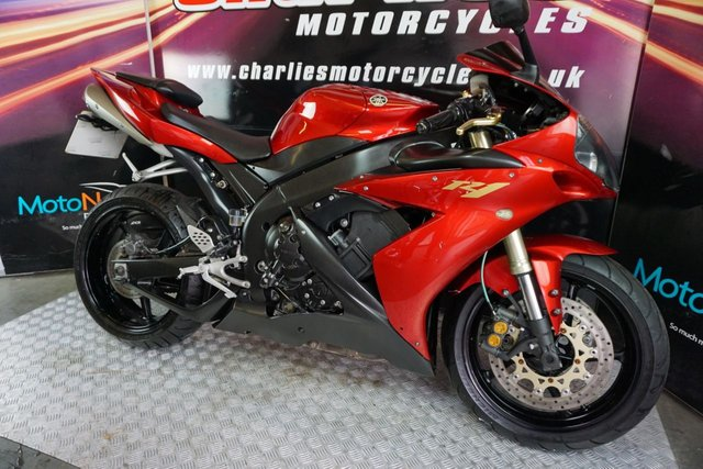View our YAMAHA YZF R1
