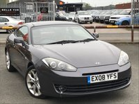 2008 HYUNDAI S-COUPE 2.0 SIII 3d 141 BHP £3485.00