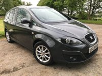 USED 2010 10 SEAT ALTEA XL 1.6 CR TDI SE DSG 5d AUTO 103 BHP