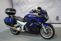 2003 YAMAHA FJR1300 1298cc £4250.00