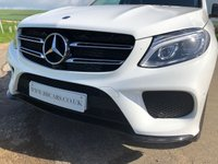 USED 2018 07 MERCEDES-BENZ GLE-CLASS 0.0 GLE 350 D 4MATIC AMG LINE PREMIUM PLUS 5d AUTO 255 BHP
