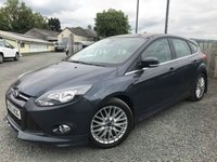 USED 2014 63 FORD FOCUS 1.6 ZETEC S TDCI 5d 113 BHP *Full Service History*