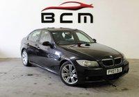 2007 BMW 3 SERIES 2.0 320D M SPORT 4d 161 BHP £4585.00