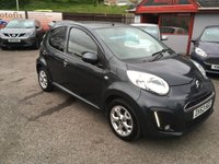 USED 2013 63 CITROEN C1 1.0 VTR PLUS EGS 5d AUTO 67 BHP AUTOMATIC !! VERY ECONOMICAL, BLUETOOTH, ALLOY WHEELS