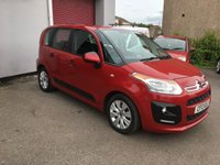 USED 2013 13 CITROEN C3 PICASSO 1.4 PICASSO VTR PLUS 5d 94 BHP ONE OWNER !! ONLY 17,000 MILES !! SUPERB EXAMPLE