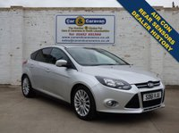 USED 2011 61 FORD FOCUS 1.6 ZETEC 5d 124 BHP Dealer History A/C + Sensors 0% Deposit Finance Available