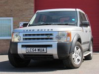 USED 2005 54 LAND ROVER DISCOVERY 2.7 3 TDV6 S 5d 188 BHP