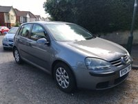 USED 2004 04 VOLKSWAGEN GOLF 1.6 SE FSI 5d 114 BHP NICE CAR!!! VWSH!! PX TO CLEAR!!! READY TO GO!!!! CHEAP AND RELIABLE!!!!!