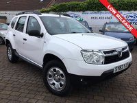 2013 DACIA DUSTER 1.5 AMBIANCE DCI 5d 107 BHP £6400.00