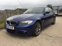 2011 BMW 3 SERIES 2.0 320D SPORT PLUS EDITION 4d 181 BHP £9990.00