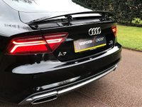 USED 2015 65 AUDI A7 3.0 TDI S line Sportback S Tronic Quattro (s/s) 5dr FACELIFT+TECHPACK+£4K EXTRAS