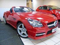 2012 MERCEDES-BENZ SLK 1.8 SLK250 BLUEEFFICIENCY AMG SPORT 2d AUTO 204 BHP £14995.00