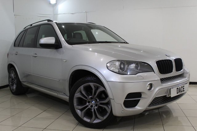View our 2010 60 BMW X5 3.0 XDRIVE30D SE 5DR AUTOMATIC 241 BHP