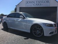 2011 BMW 3 SERIES 2.0 318I SPORT PLUS EDITION 4d 141 BHP ##ONLY 25,000 MILES## £10995.00
