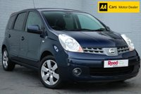 USED 2008 08 NISSAN NOTE 1.6 TEKNA 5d 109 BHP AUTOMATIC + FULL HISTORY