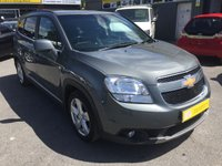 USED 2011 N CHEVROLET ORLANDO 2.0 LTZ VCDI 5 DOOR AUTOMATIC 163 BHP 7 SEATS IN SILVER. APPROVED CARS ARE PLEASED TO OFFER THIS  CHEVROLET ORLANDO 2.0 LTZ VCDI 5 DOOR AUTOMATIC 163 BHP WITH 7 SEATS IN SILVER,THE CARS AIN GREAT CONDITION INSIDE AND OUT WITH A FULLY DOCUMENTED SERVICE HISTORY.AN IDEAL 7 SEATER FOR THE HOLIDAYS.