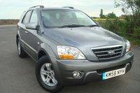 2008 KIA SORENTO 2.5 XS 5d 168 BHP FULL LEATHER  £4495.00