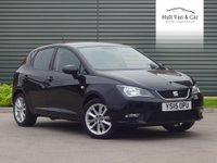2015 SEAT IBIZA 1.4 TOCA 5d 85 BHP £7495.00