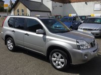 USED 2008 08 NISSAN X-TRAIL 2.0 SPORT DCI 5d 148 BHP OUR  PRICE INCLUDES A 6 MONTH AA WARRANTY DEALER CARE EXTENDED GUARANTEE, 1 YEARS MOT AND A OIL & FILTERS SERVICE. 6 MONTHS FREE BREAKDOWN COVER.   CALL US NOW FOR MORE INFORMATION OR TO BOOK A TEST DRIVE ON 01315387070 !! !! LIKE AND SHARE OUR FACEBOOK PAGE !!