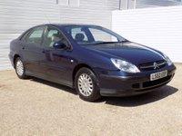 2002 CITROEN C5 2.2 SX HDI 5d 136 BHP £780.00