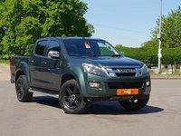 2014 ISUZU D-MAX 2.5TD Yukon Double Cab 4x4 £13995.00