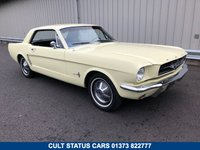 USED 1965 C FORD MUSTANG 3.3 COUPE CRUISEMATIC AUTO CLASSIC  STUNNING EXAMPLE OF THIS ICONIC CLASSIC!