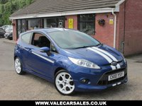 2010 FORD FIESTA 1.6 S1600 3dr £5790.00