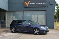 USED 2015 65 VOLKSWAGEN GOLF 2.0 R 5d 298 BHP ONE OWNER FROM NEW, DYNAMIC CHASSIS CONTROL, DYNAUDIO UPGRADE, WINTER PACK WITH HEATED SEATS, FULL SERVICE HISTORY