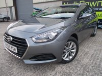USED 2016 66 HYUNDAI I40 1.7 CRDI S BLUE DRIVE 5d 114 BHP Excellent Condition, FSH, One Owner, Low Rate Finance Available, No Deposit, Needed, Manufacturer Warranty