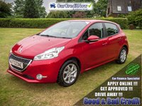 USED 2015 64 PEUGEOT 208 1.4 E-HDI ACTIVE 5d AUTO 68 BHP