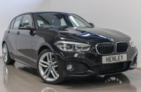 2015 BMW 1 SERIES 1.5 116D M SPORT 5d 114 BHP £12990.00