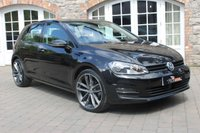2015 VOLKSWAGEN GOLF 2.0 MATCH TDI BLUEMOTION TECHNOLOGY 5d 148 BHP £11450.00