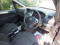 USED 2010 60 VAUXHALL ZAFIRA 1.6 EXCLUSIV 5d 113 BHP