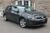 2016 VOLKSWAGEN GOLF 1.6 MATCH EDITION TDI BMT 5d 109 BHP £12250.00