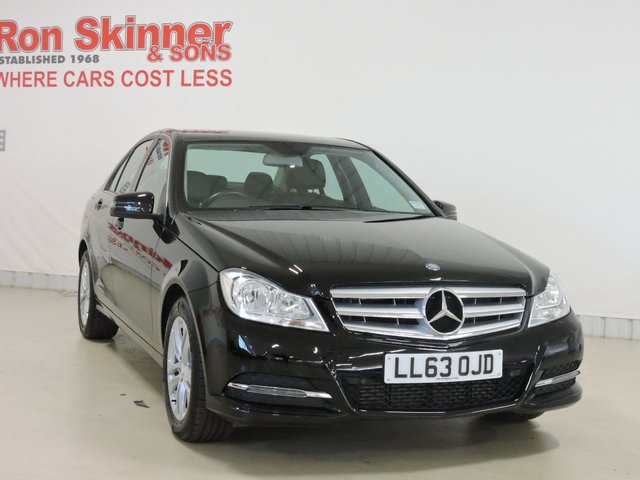 View our 2013 63 MERCEDES-BENZ C-CLASS 2.1 C220 CDI BLUEEFFICIENCY EXECUTIVE SE 4d AUTO 168 BHP