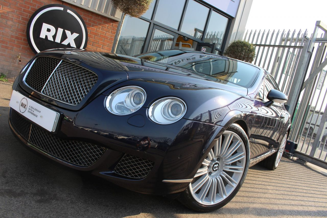 Used BENTLEY CONTINENTAL for sale